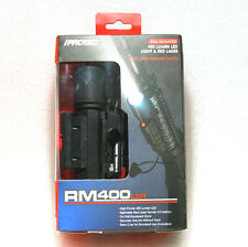 iProtec High Power Light & Laser Combo Firearm Flashlight RM400LSR