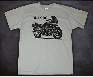 Tshirt T-Shirt Yamaha XJ 900