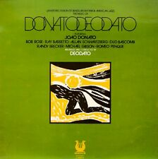 JOAO DONATO & EUMIR DEODATO Donato Deodato MUSE RECORDS Sealed Vinyl Record LP