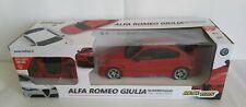 ALFA ROMEO GIULIA QUADRIFOGLIO REEL TOYS RADIO CONTROL SCALA 1/24
