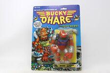 1990 Hasbro Bucky O'Hare Bruiser Action Figure #7 MOC