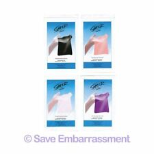24 GLYDE Sheer Dental Dams - 4 different flavours / Scents