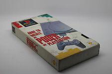 ABRE TU MENTE AL PODER DE PLAYSTATION     VIDEO VHS