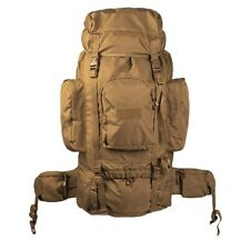 Outdoor Bushcraft Military Hiking Rucksack Backpack RECOM 88L PES - Coyote