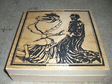 Ellende Lebensnehmer CD Wooden Box Set limited Edition Holzbox sealed