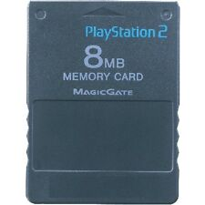 Ufficiale Sony PlayStation 2 - 8 MB MEMORY CARD MagicGate PS2