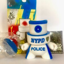 "FATCAP 3"" SERIES 2 SKET ONE *SIGNED* AP ARTIST PROOF POLICE CHASE ?/? KIDROBOT"