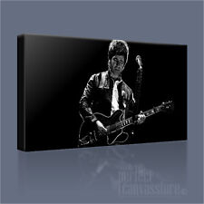 OASIS NOEL GALLAGHER ICONIC CANVAS POP ART(UPGRADED to 120x56cm) - Art Williams