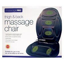 Coscia e Schiena Massaggio Sedia per casa ufficio, auto - 5 programmi Funzione calore