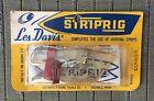 Vintage Les Davis StripRig Lunker Model for Herring Strips NOS New Old Stock EC