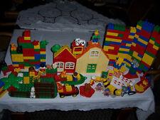 LEGO Duplo Sammlung - Gesamtgewicht 3,030 Kg.