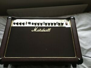Reduced! marshall acoustic guitar amplifier