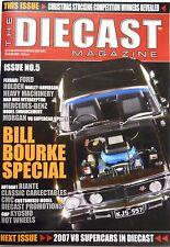 Diecast Magazine #5 Bathurst Biante Classic Ford Holden Ferrari Mercedes-Benz