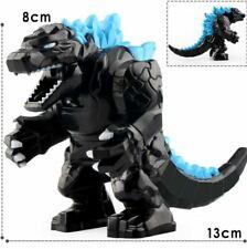 Large Godzilla [Black] - Japan Animations Lego Moc Minifigure Toys Gift Kids