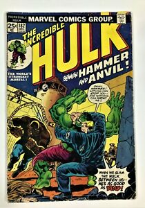 Incredible Hulk #182 Marvel Comics 1974 3rd Appearance of Wolverine Len Wein