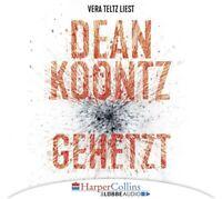 GEHETZT - KOONTZ,DEAN  6 CD NEW