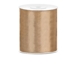 Satin Band 3 15/16in Wide Ribbon (2,99 €/ M) Deco Wedding Decoration