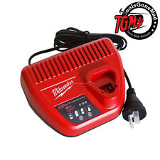 Au Model Original Genuine Milwaukee 12V Battery Charger M12 Lithium-Ion C12C