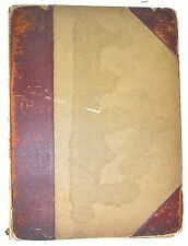 1904-5 Percy Macquoid, A History of English Furniture, Color Plates, 1st Ed.