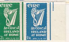 Ireland SG 154-5 An Tostal set u/m