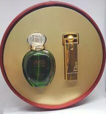 TENDRE POISON Christian Dior 50ml EDT Spray +7.5ml refillable set Rare Perfume