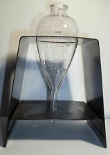 Specialize Scientific Teardrop Glassware Chemistry 100ML W/Metal Holder- #2722