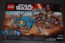 Lego Star Wars 75148 rencontre sur Jakku Neuf scellé