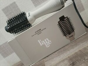 Lange 2 In 1 Brush Dryer L'ange Volume Blow Volumizing New Cement Color 75mm ✅
