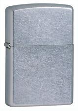 Zippo Windproof Street Chrome Lighter, # 207, New In Box
