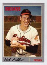 Bob Feller '51 Cleveland Indians Monarch Corona Classic Series #10