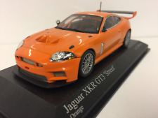 MINICHAMPS 400081394 JAGUAR XKR GT3 Rue orange échelle 1:43