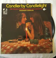 "Vinyl Lp 12"" - Candler by Candlelight. Decca Records. 1975."
