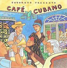 NEW Cafe Cubano (Audio CD)