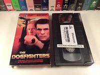 The Dogfighters aka The Zone Rare Action Thriller VHS 1995 OOP HTF Davi Godunov