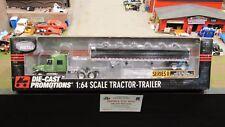 DCP #31216 O/O PROSTAR SEMI CAB TRUCK / GRAIN TRAILER 150 RUN FROM 2006! 1:64