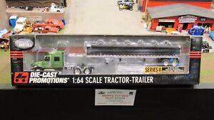 DCP#31216 O/O PROSTAR SEMI CAB TRUCK / GRAIN TRAILER 150 RUN FROM 2006! 1:64/IN