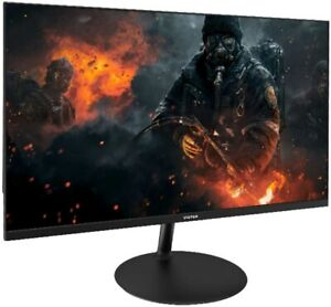 VIOTEK GFV24C 24Inch Ultra-Thin 144Hz Gaming Monitor 1080P FreeSync HDMI DP VESA