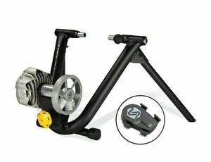 Saris Fluid 2 Smart Equipped Bike Trainer - 2022