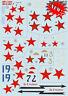 Print Scale Calcomanías 1/48 Mikoyan MiG-3 Aces de Mundo Guerra 2 #48130