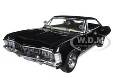 "1967 CHEVROLET IMPALA SPORTS SEDAN ""SUPERNATURAL"" 1/24 DIECAST GREENLIGHT 84032"