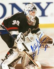 "GARTH SNOW VANCOUVER CANUCKS SIGNED 8""x10"" PHOTO w/ COA"