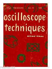 Great Book - How to use your Oscilloscope & Techniques on CD