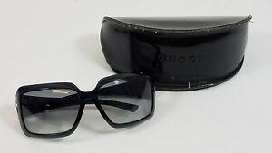Gucci Horsebit Oversized Sunglasses GG2562