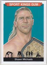 SHAWN MICHAELS 2018 Sage SPORT KINGS GUM Promo Card - SMP1 -