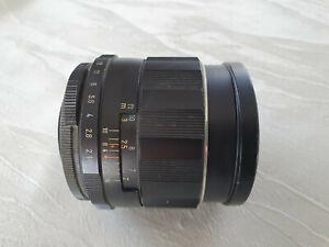 Asahi/Pentax Super-Takumar 1:1.9 / 85mm mit M42-Anschluss