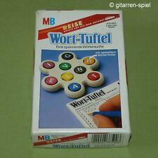 Die spannende Wörtersuche - Wort-Tüftel ab 8 Jahren ©1984 MB Spiele Rar 1A Top!