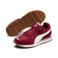 Puma VISTA JR Damen Kinder Unisex Sneaker Schuhe Retro 369539 Cordovan