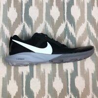 Nike Air Zoom Terra Kiger 5 Men's Running Training Hiking Shoes Black Size 12