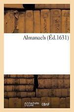 Sciences: Almanach by Sans Auteur (2014, Paperback)