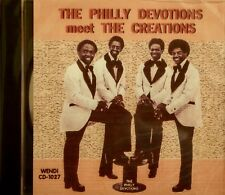 THE PHILLY DEVOTIONS meet THE CREATIONS - 23 Tracks on Wendi